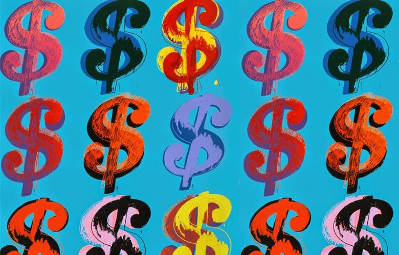 dinero en difetentes colores