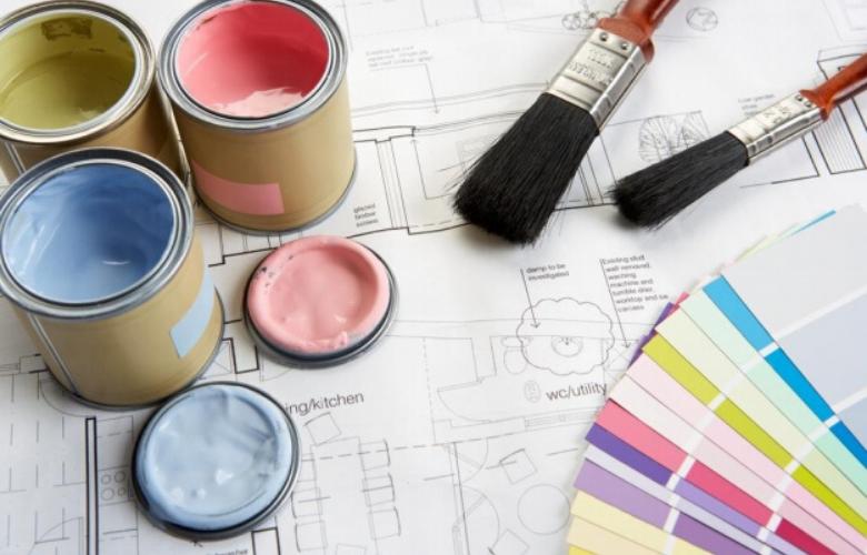 Consejos generales para pintar tu casa