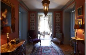 Decoración estilo francés en salas