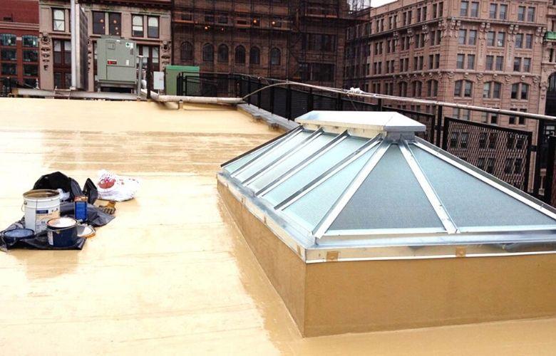 Impermeabiliza el techo