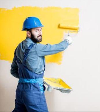 Pintar con Rodillo