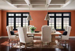 5 mejores colores de pintura en interiores