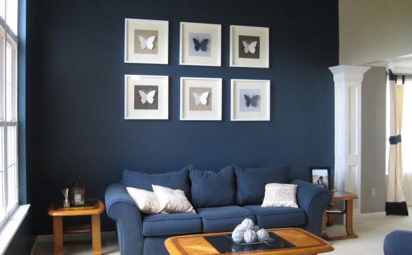 azul como mejores colores para salas