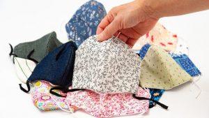 ¿Qué tan efectivos son los cubrebocas de tela?