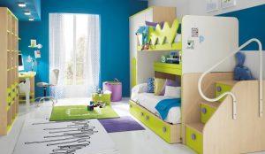 Colores para habitaciones de niños