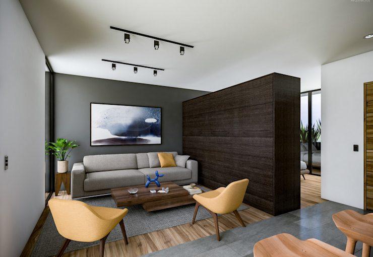 Cómo decorar una pequeña sala de estar