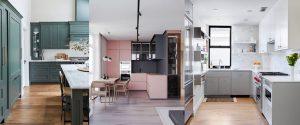 Combinaciones de colores de cocina sin fallas