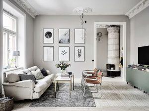 Colores perfectos para cada parte de la casa