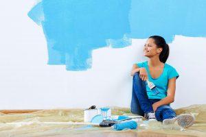 Mejores formas para pintar tu hogar
