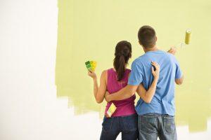 Errores de pintura que debes evitar