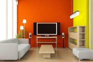 ¿Con qué frecuencia debes pintar el interior de tu casa?