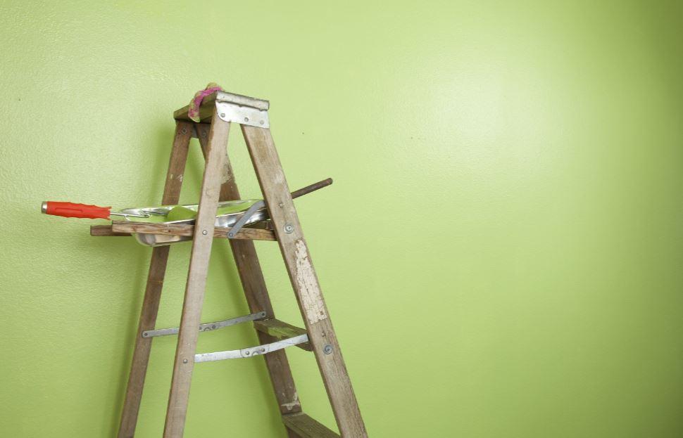 pintura interior_ escalera