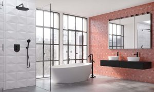 Mejores tendencias de color para el baño de tu hogar