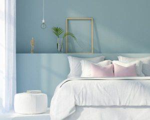 Tendencias de color para habitaciones relajantes